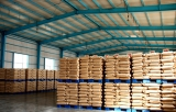 Rubber warehouse