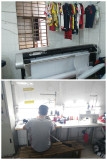 Guangzhou Aoxinsha garment Sample making department