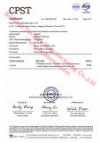 Phthalates Free Certificate
