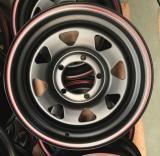 16X7 16X8 Car steel wheel