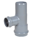 High Quality PVC Pipe Fitting RRJ for Water Supply DIN Standard PN10