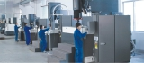 Injection Molding Department
