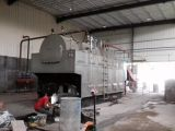 biomass fired steam boiler in Philippines