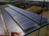 Anhua 10kW on-off grid solar power system in South Africa starts to service