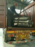 Loading and delivery to Mauritius