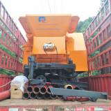 JBT40-P Electric Trailer Concrete Mixer Pump