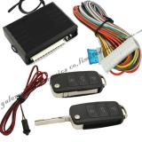 Keyless entry system with VW OEM remote controllers