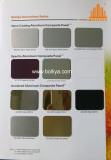 Color Chart - Special Colors