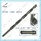 "1/2""Shank Extra Long Drill Bits-12""overall length"
