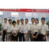 sales team on exhibition