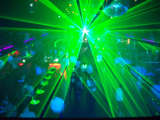 Laser show_Insomia club_Thailand