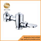 Pedal type toilet flush valve