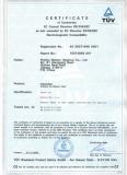 battery CE Certificate