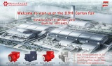 THE 119TH CANTON FAIR FOR FARADAY ALTERNATORS COMPANY