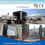 PVC pipe extrusion line shipping to USA