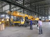 Mobile Crane factory visit