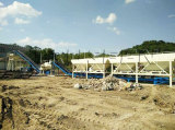 400 tons of Stabilized Soil Batching Plant installation
