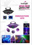 75W Colorful Wonderful UFO Effect Light from Icon-light (ICON-A050)