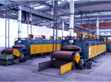 Mesh Belt Heat Treatment Furnace---Chain Production Equipment