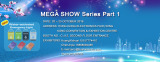October20-23, 2016, Mega Show (Hong Kong )