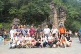 Travelling to Zhangjiajie