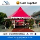 Outdoor PVC Covering Hexagon Tent