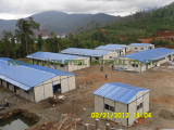 Mining prefab house for Indonesia