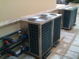 Pool Heat Pump Project