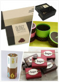 Good Quality Cardboard Packaging for Chocolate, Cake, Wine, and Other Food
