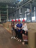 Sales inspect cargo for buyer in our factory