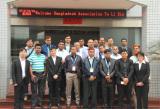 Association of Bangladesh visit Li Xin