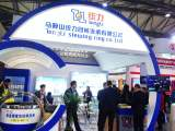 Tongli slewing bearing at 2014 Shanghai Bauma construction machinery exhibition