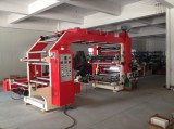 4 colors Flexo-graphic Printing Machine