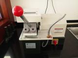 Metallographic sample cutting machine