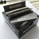 2016 Richer unbleached 13GSM Cigarette Rolling Paper