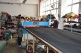 Fabrics cutting machine