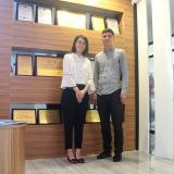 Our Turkmenistan Customer