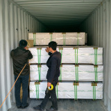 WPC products into the container #WpcFactory