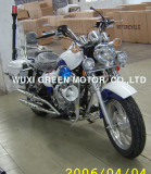 Finished 250CC Police Motorcycle