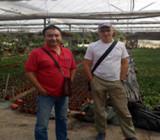 Uzbekistan customers visiting