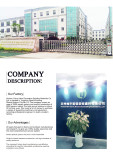 our manufactory