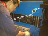 Workers from Caozhen Mould