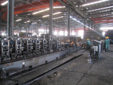 Steel Pipe Production line