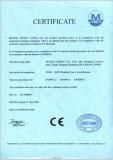CE certificate for CDM1 MCCB