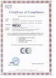 CE(EMC)--Led downlight
