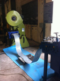 Solar Tank Stand Forming Machine