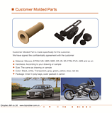 Customer Molded Parts
