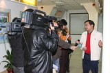 Shinilion was given special visit by eight media
