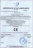 CE Certificate (Vacuum Tube Solar Water Heater And Solar Collector)