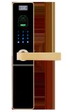 Smart Fingerprint Door Lock with Password and Key UL-880